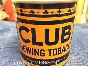 Club Chewing Tobacco
