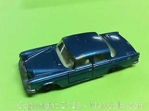 1960s Matchbox Lesney Mercedes 300