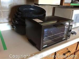 Roasters And Toaster Oven-A