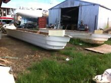 28ft Fibreglass Houseboat hull's Coomera Gold Coast North Preview