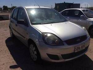 FORD FIESTA WRECKING WQ FORD FIESTA PARTS CALL US FIESTA SPARES Sunshine Brimbank Area Preview