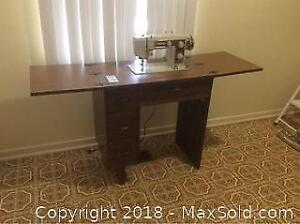 Sewing Machine Table-B