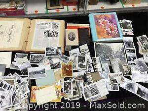 Vintage Photographs and Postcards