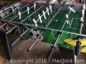 Foosball Table C