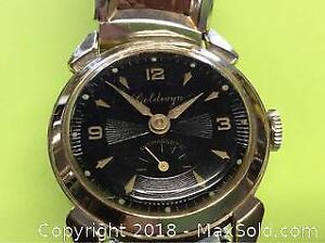 Vintage Goldwyn Art Deco Men's Watch