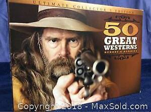 Great Westerns DVD Set A