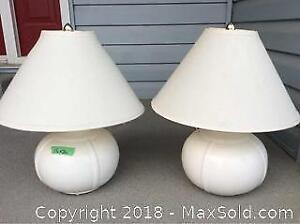 Ceramic Table Lamps A