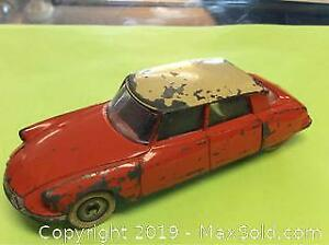 Vintage Dinky Meccano Made in France Citroen