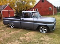 65 gmc pickup 14,000 obo possible trade on classic car