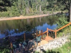 Fully Furnished - All Inclusive 1 Bed, 1 Bath on Petawawa River