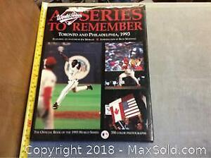 A World Series To Remember 1993