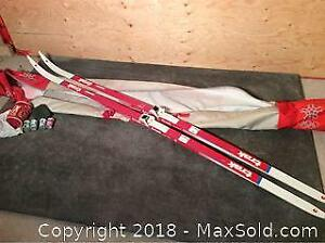 Cross Country Skis C