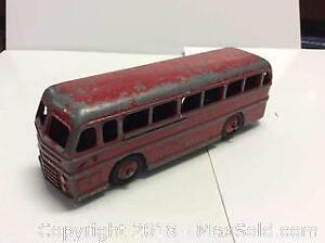 Dinky Meccano Duple Roadmaster Leyland Royal Tiger Bus