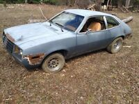 1980 ford pinto street project