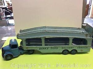 Dinky Meccano Delivery Service Truck Vintage