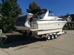 33 ft Cabin Cruiser