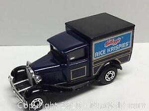 1979 Matchbox Rice Krispies Delivery Truck