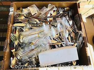 1000 Plus Pieces Brand New Stainless Steel Flatware