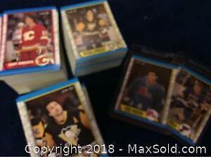 1989-90 OPC Hockey Card Complete Set Of 330
