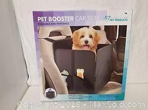 Pet Booster Car Seat - New