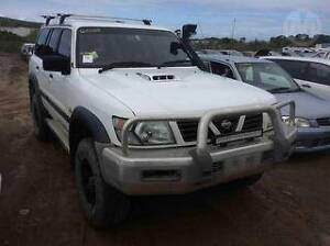1998 Nissan Patrol GU ST S/Wagon wrecking for spare parts . . . , Broadmeadows Hume Area Preview