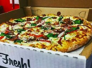 12 FREE PIZZAS for $25.00 One time fee. Kitchener / Waterloo Kitchener Area image 4