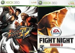 XBOX 360 Fighting Games (Various Prices) '