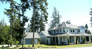 Luxury Executive Home, Gibsons, with Ocean View!