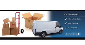 Man with a Van / removals / van man from £25.00