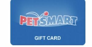 $330 Pet Smart gift Card for 200