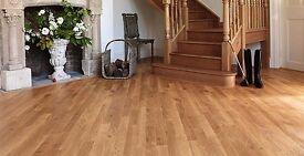 Engineered Wood, Laminate, Carpet, Vinyl Flooring Fitters