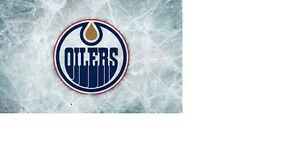 Oilers Tickets - Winnipeg and Tampa Bay - North Mezzanine Club