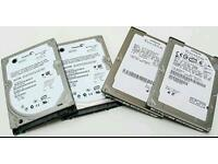 Laptop hard drive, SATA, 2.5 inch, with Warranty