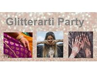 GLITTERARTI PARTY Parties - HENNA ARTIST Henna & Dance. WEDDING - VIP Childrens-Adult-Henna PRINCESS