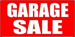 **HUGE GARAGE SALE IN THORNHILL... 100'S OF ITEMS**