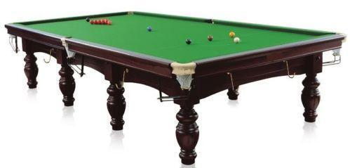 Snooker Table EBay - English pool table