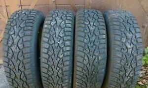 185 55 15 Wanli Winter Tires Great Condition! SEE PICS! LIKE NEW