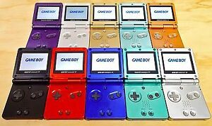 Looking to buy any gameboy advance sp