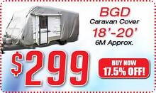 BGD -711 18-20ft CARAVAN COVER Soft Cotton Lining <> FREE POSTAGE Rye Mornington Peninsula Preview