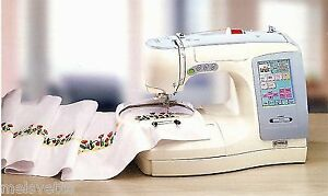 Kenmore Elite Ergo 3 Embroidery Sewing Machine used
