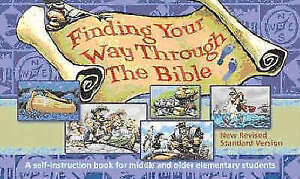 Finding Your Way Through the Bible - NRSV-ExLibrary