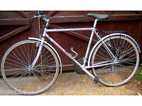 2010 Claud Butler 21-Speed Size-21 Alloy Bike in Perfect Order
