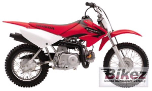 WANTED: CRF/XR 70 ENGINE