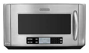 Kitchenaid over the range Microwave YKHMS2050SS