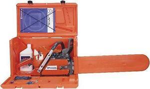 ** HUSQVARNA PowerBox chainsaw case **