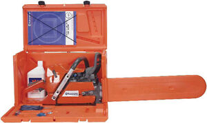 ** HUSQVARNA PowerBox chainsaw case **