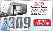 BGD-712  20-22ft CARAVAN COVER Soft Cotton Lining <> FREE POSTAGE Rye Mornington Peninsula Preview