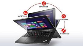 Lenovo Thinkpad Yoga Core i7-8GB-256GB SSD 12.5 inch Touchscreen- Tablet /Ultrabook x1 carbon Laptop