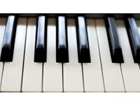 Lekcje gry na pianinie - Haringey (polnocny Londyn)