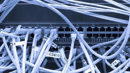 Computer Network, WiFi setting, Data cabling